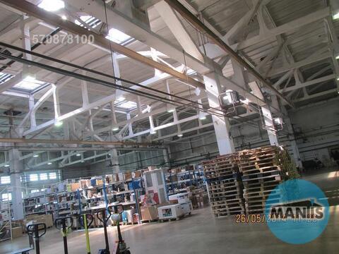 Теплое, сухое производственно - складское помещение, состоящее из двух - Фото 3