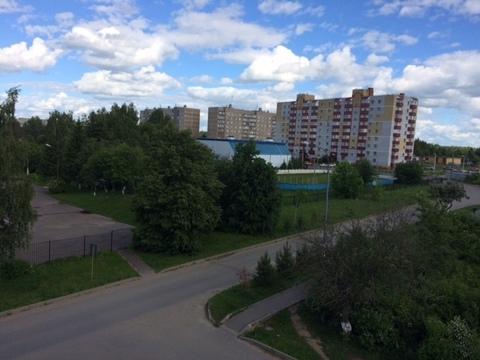 1ка в пгт Михнево (ул.Библиотечная) 4/5 кирпичного дома. - Фото 2
