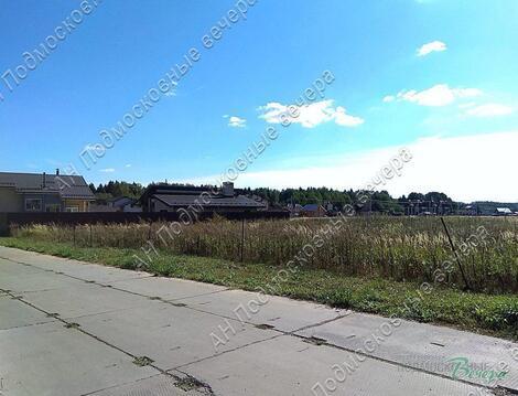 Новорижское ш. 48 км от МКАД, Лыщево, Участок 15 сот. - Фото 3