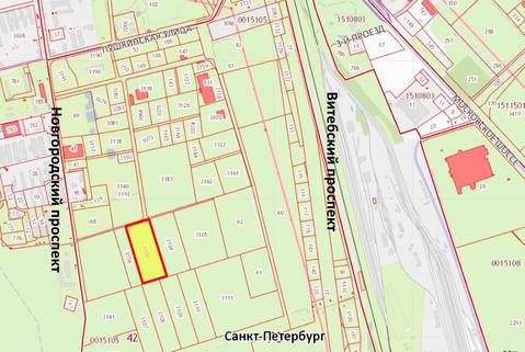 Продажа земельного участка, Шушары, м. Купчино, Новгородский пр-кт. - Фото 4