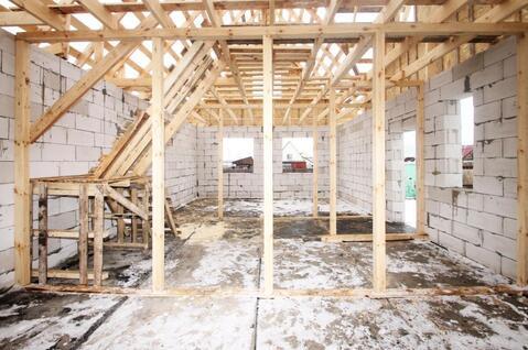 Продам недостроенный дом 72 м2 на 10 сотках - Фото 3