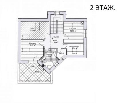 Продается дом. , Уварово, коттеджный поселок Уваровский Уезд 76 - Фото 4