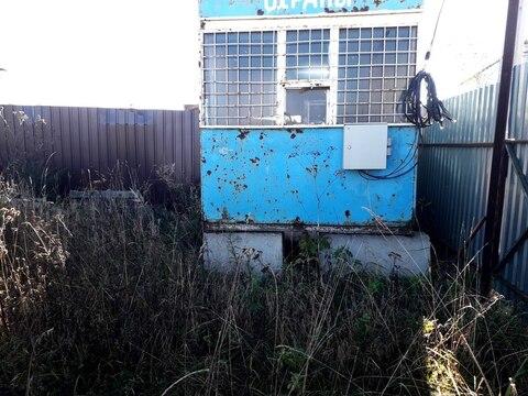 Промышленный земельный участок 14,5 сотки Ильинское ш. - Фото 5