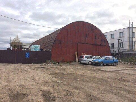 Холодный склад 460квм, Верхнемуллинская, 134 - Фото 1