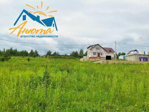 Продается участок 10 соток в деревня Ротманово Калужской области - Фото 4