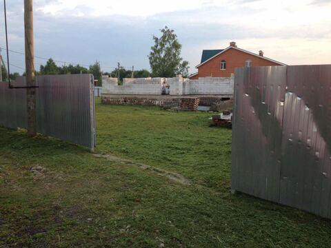 Продажа участка с новым фундаментом в Волоколамске Шаховской проезд - Фото 4