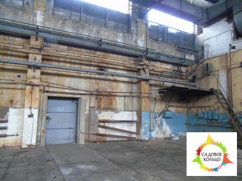 Отапливаемый склад-бывший цех металлообработки, с высокими потолками и - Фото 4