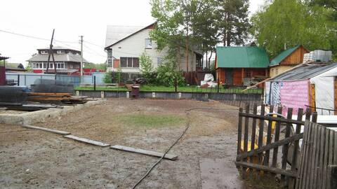 Продам недостроенный дом на фундаменте в СНТ Черемушки - Фото 2