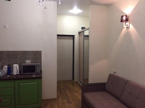 Квартира с ремонтом 24кв.м в Адлере - Фото 3