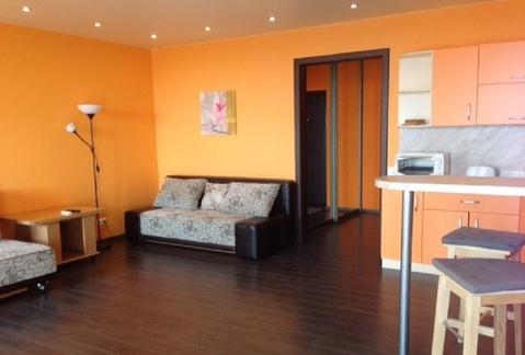 Элегантная однокомнатная квартира с джакузи в новом доме - Фото 3