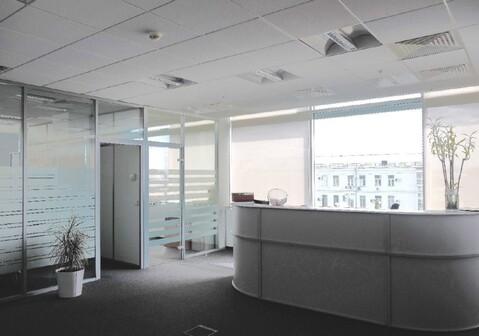 Офисный блок 913 м2 в БЦ Ситидел. Земляной Вал 9 - Фото 4