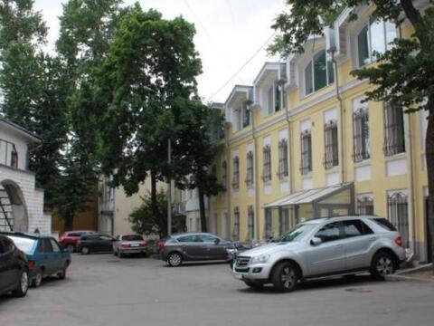 Офисный блок 102 м2 на Лихов пер. 3с2 Тверской р-н - Фото 1