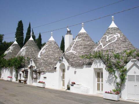 Продается Массерия с домами Трулло - Фото 1