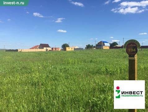 Продажа участка, Симоново, Заокский район, Ул. Васильковая - Фото 1