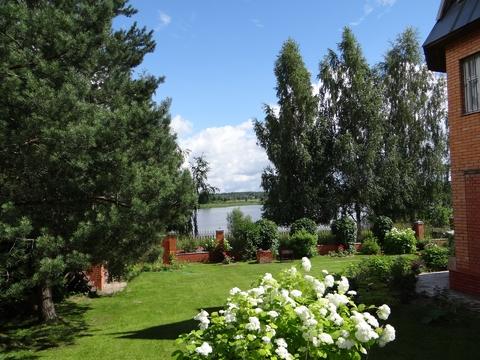 Дом с участком на воде р. Волга - Фото 4