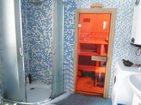 Жилой дом 140 кв.м, + 125 кв.м. гостевой дом-баня. Газ. ИЖС 13 сот. - Фото 4
