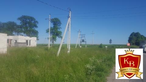 Пос. Поддубное, Гурьевский район, недострой на 10 сотках - Фото 2