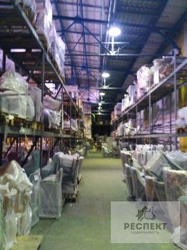 Производственно-складское помещение 2280 кв.м