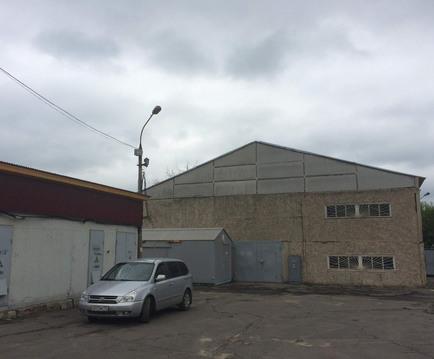 Продажа производственной базы Домодедово 3750 м2 - Фото 4