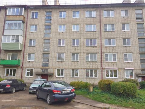 2-к квартира Фабричный пер, 10 - Фото 1