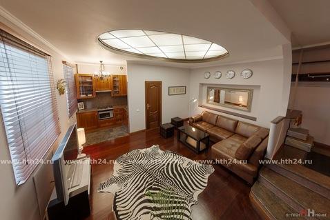Двухэтажные апартаменты в центре Петербурга. Итальянская ул. 27 - Фото 4