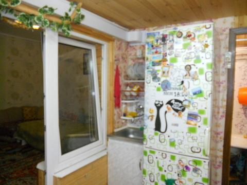 Продается 2-комнатная квартира в 1-деревянном доме, в г. Кашира, ул. К - Фото 4