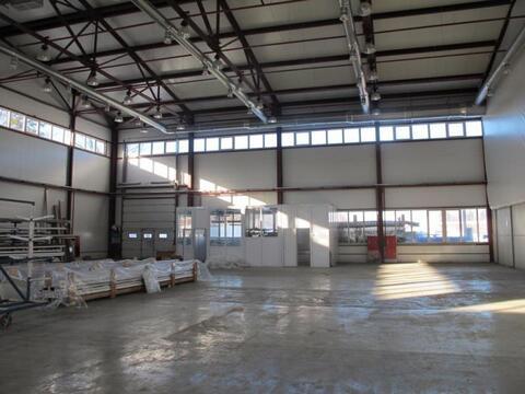 Аренда склада 1100 кв.м, ул.Мостостроевская - Фото 2