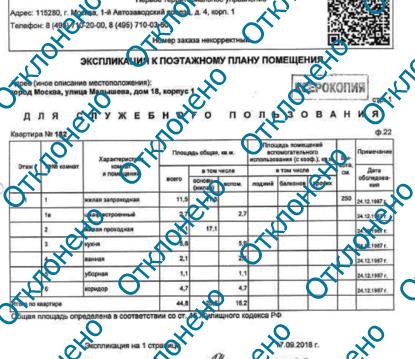 Продается 2-х комн. квартира: г. Москва, ул. Малышева, д.18, корп.1 - Фото 3