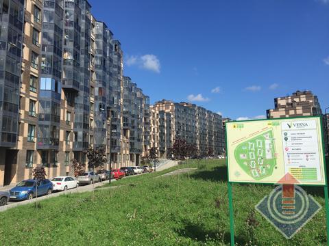 Продажа 1 комн. квартиры 44 кв. м. в г. Апрелевка, ЖК