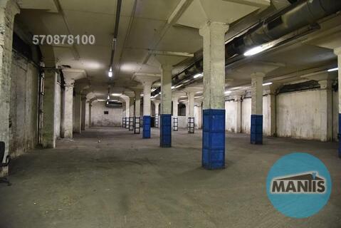 Сдаются теплые склады, шаг колон 6-х 6, высота потолков 6 метров, панд - Фото 2