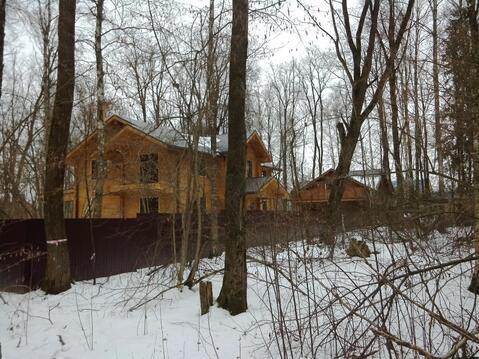 Продаётся лесной участок на Калужском шоссе, 18 км. от МКАД рядом с . - Фото 2