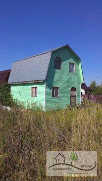 Дачный дом в СНТ на участке 12 соток в д.Сорокино. - Фото 2