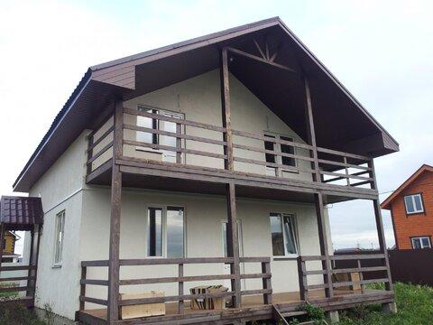Продается новый, уютный дом 174м2 д.Малышево, Раменский район - Фото 1