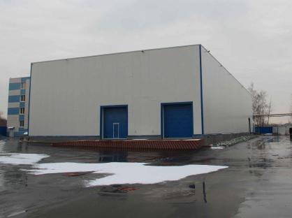 Аренда склада 3272 м2 Егорьевское шоссе, г.Люберцы, 8 км от МКАД - Фото 3