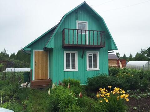Продается дача из брусса с огородом, рядом река Волга - Фото 2