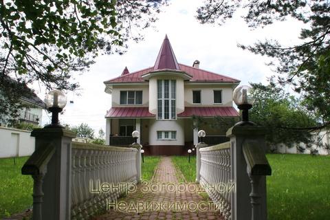 Дом, Калужское ш, 19 км от МКАД, Троицк. Загородный дом Троицк, . - Фото 1