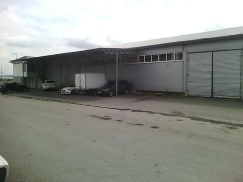 Утеплённый склад 580 кв.м. в Цемдолине, высота 5,8 м. - Фото 5