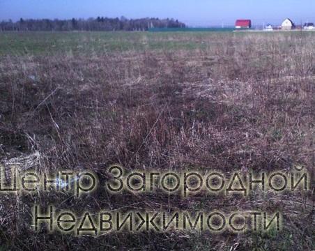Участок, Калужское ш, Симферопольское ш, 61 км от МКАД, Алферово д. . - Фото 1