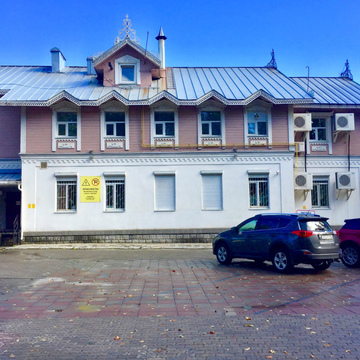 Продажа коммерческой недвижимости-Здание 1575 кв.м с зем.уч.13,5 соток - Фото 3