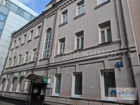 Аренда офиса 130 м2 м. Таганская в бизнес-центре класса В в Таганский - Фото 1