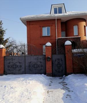 Продается:дом 303 кв.м. участок 8 сот, Омск - Фото 5