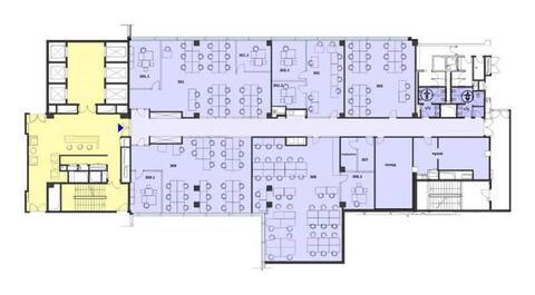 Офис 400м2 бц класса А в ситидел, Земляной Вал 9 - Фото 4