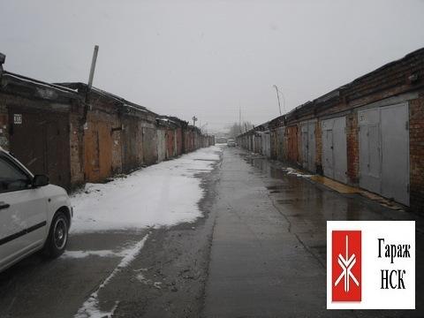 Продам капитальный гараж. ГСК Строитель № 301, Щ Академгородка - Фото 2