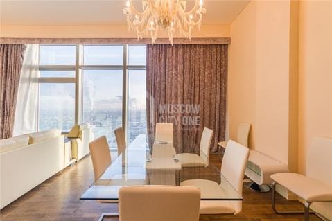 105 м2 Односпаленный апартамент в Городе Столиц Башня Санкт-Петербург . - Фото 2