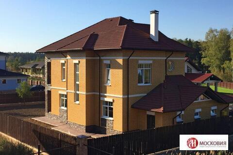 Меблированный дом 360 м2 в Новой Москве, 33 км по Варшавскому ш. - Фото 1