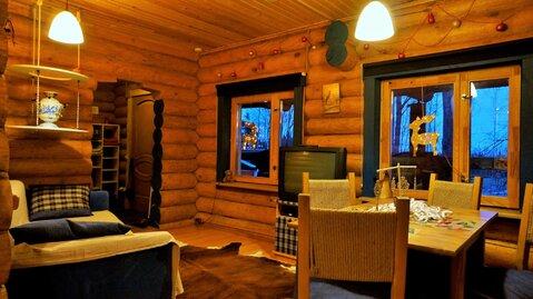 Уютный дом из массива сосны - Фото 2