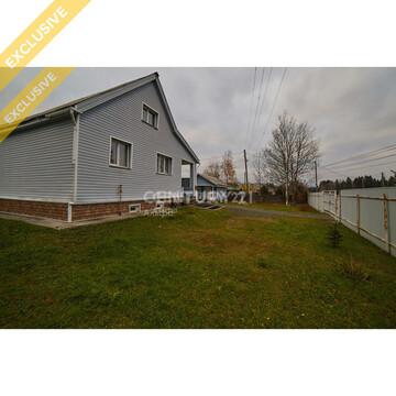 Продажа дома 165 м кв. на участке 21 соток в п. Новая Вилга - Фото 5