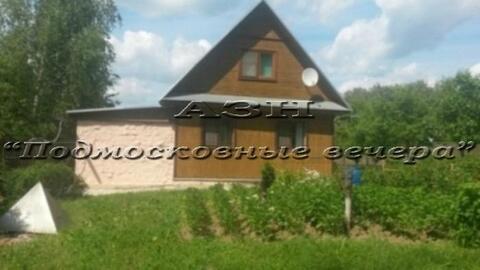 Симферопольское ш. 30 км от МКАД, Матвеевское, Дача 110 кв. м - Фото 1