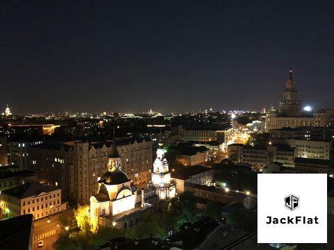 "4-х комн. апартаменты,150,6 кв.м, 18этаж в ЖК ""Басманный,5"" - Фото 5"