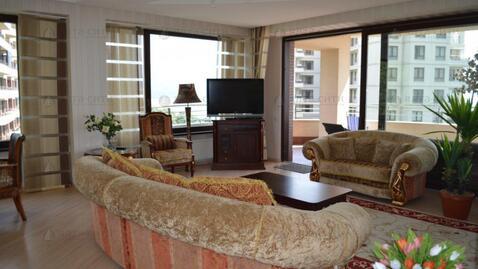 Продается трехкомнатная квартира с видовой террасой в новостройке - Фото 1